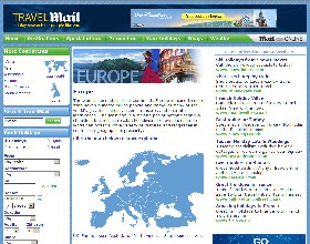 TravelMail website