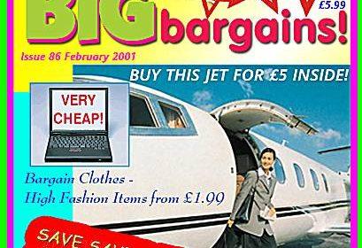 Big bargains