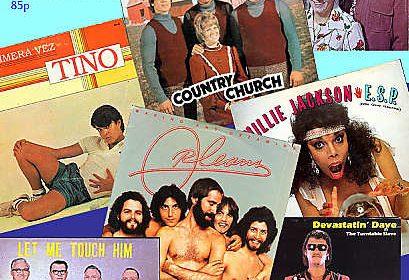 Music Album Collector