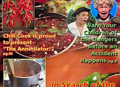 Chilli Cook Magazine