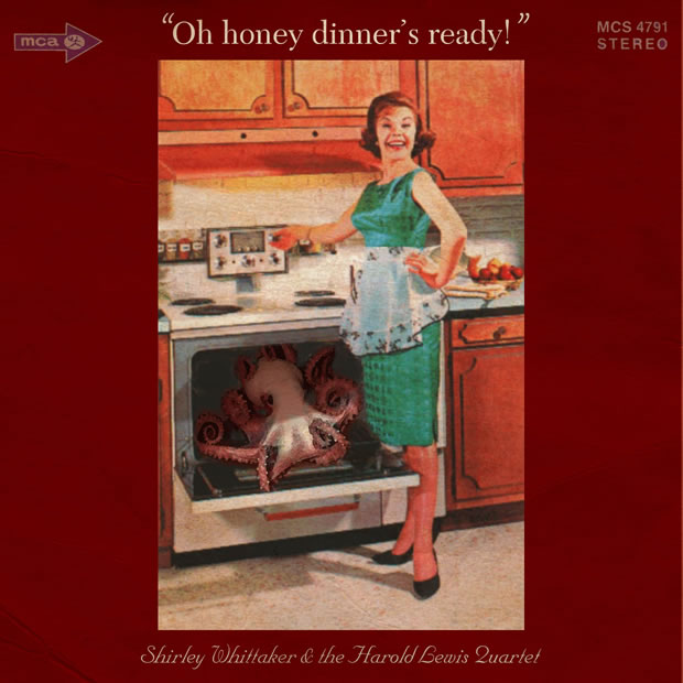honey_LP_record_cover